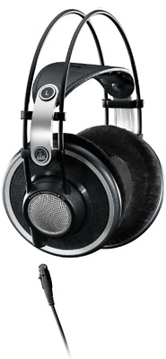 AKG K702 Reference Studio Headphones (old SKU: 2458Z00190)