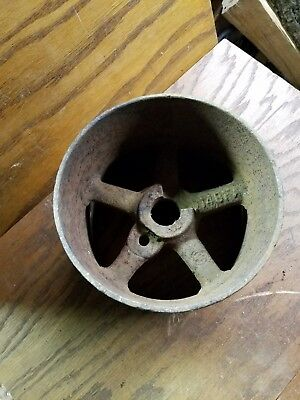 International Harvester Wide Belt Pulley 148FA hit n miss. Cub.