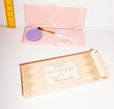 VOIRNET 60s france fard a paupiers  - ombretto - eye shadow PRUGNA purple