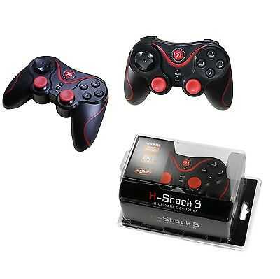 Wireless Dualshock PS 3 Controller for Sony PlayStation 3 PS3 JoyPad Black NEW
