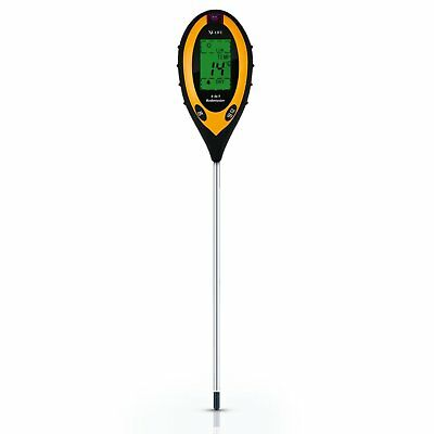 X4-Life 700403 4-in-1 Ground Tester Digital Ground Measuring Device