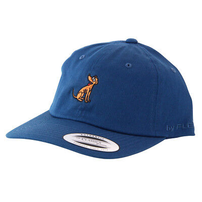 Flexfit -The Simpsons Santas Little Helper-Navy Dad Strap Back