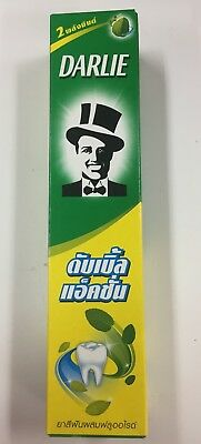 "Darlie Double Action Natural Mint 170 Gram Toothpaste ""Aussie Stock"""