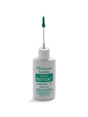 Hetman #11 Light Rotor Oil French Horn Trombone Lubricant Protection Care New