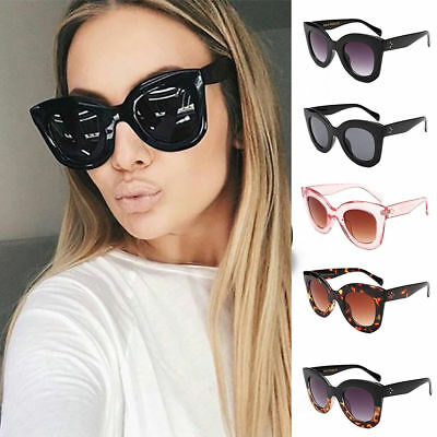 2018 Retro Vintage Style Women Ladies Cat Eye Rockabilly Sunglasses Eye Glasses