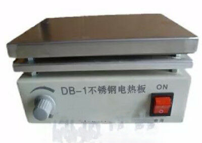 Stainless Steel Hot Plate DB-1 Medical Hot Plate Laboratory Hot Plate 600W 220V