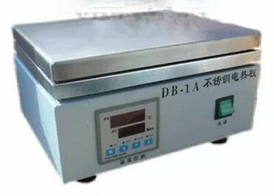 Stainless Steel Hot Plate Digital Display Laboratory Hot Plate 600W 220V
