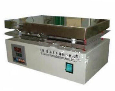 Stainless Steel Hot Plate Digital Display Laboratory Hot Plate 500W 220V