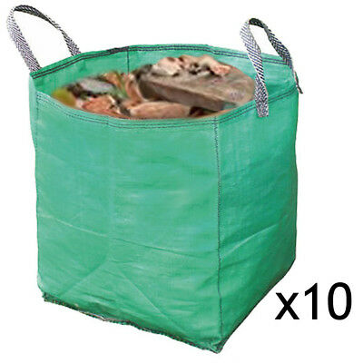House Moving Storage & Recycling Paper Bottle Heavy Duty Woven Bag 120L x 10