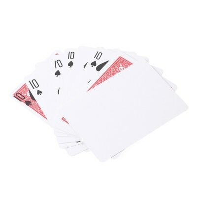 Magic Tricks Props Fast Printing Gimmick Cards Stage Close up Magic Magican New