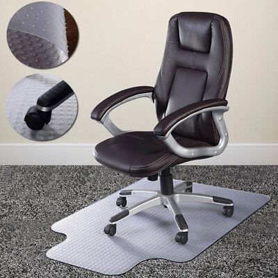 Non-Slip PVC Chair Mat Carpet Protector Protecting For Home/Office Floor 2.0mm