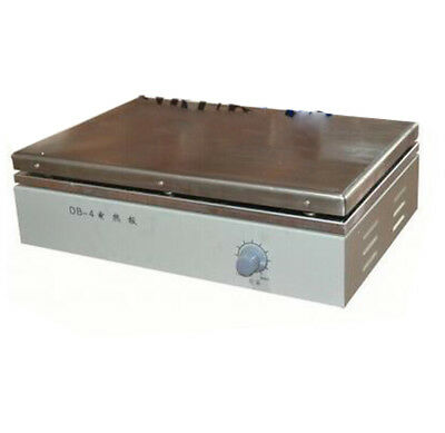 Experiment Stainless Steel Heating Plate DB-4 Hot Plate 220v 1500w 400×300mm