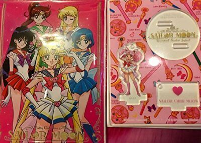 Sailor Moon x USJ Acrylic Key Chain Stand All 12 types Full Complete Set Rare