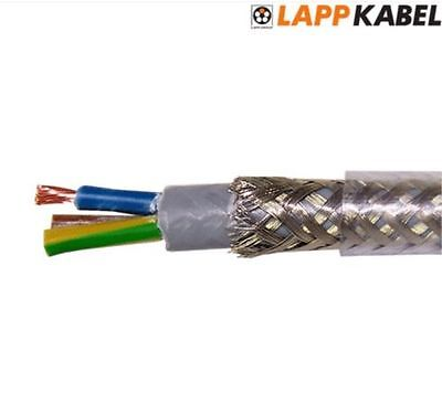 LAPP Olflex® CLASSIC CY CABLE 2.5mm X 3 CORE SHIELDED AUDIOPHILE GRADE FOR DIY