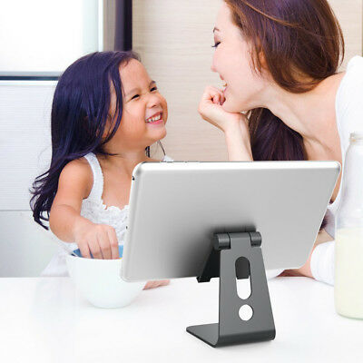 iPad Tablet iPhone Desk Stand Holder Mobile Phone Hands-free Portable 4 Colors