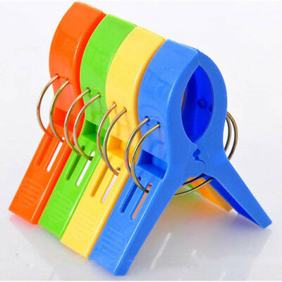 Strong Laundry Clips Large Windproof Big Clip Clothing Quilt Plastic Clothespin