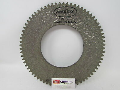 "Rockford Twin Disc 11"" Fiber Clutch Disk 72T Sp111Hp3 Sp211Hp3"