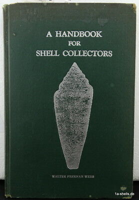 BUCH a handbook for shell collectors 1935 !