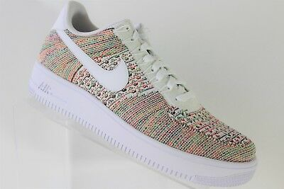 NIKE AIR Force 1 AF1 Ultra Flyknit Low 817419 701 Brand New Mens