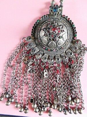 Afghanistan - Islamic / Middle Eastern Jewellery  Decoration