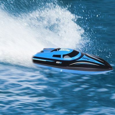 Speed Skytech H100 RC Boat 2.4GHz 4Channel 30km/h Racing Remote Control Toy Gift