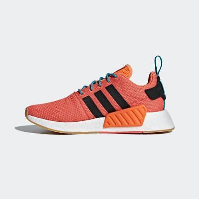 2b3fe580aee33 Adidas Originals Nmd R2 Summer Cq3081 Trace Orange black white turquoise gum