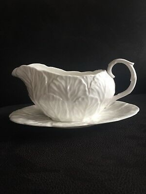 wedgwood Countryware Gravy Boat & Underplate