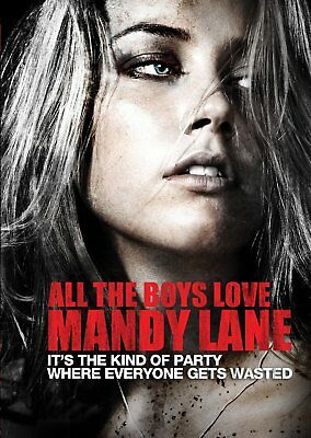 All the Boys Love Mandy Lane [DVD] New and Factory Sealed!!