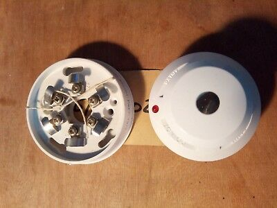 APOLLO Ionization Smoke Detector P/N 53541 150 APO + Base
