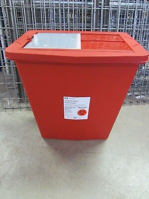 New Covidien Sharp Safety 12 Gallon Can - Part # 8935