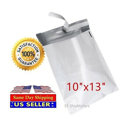 """10X13 Poly Mailers Envelopes Shipping Self Sealing Bags 10""""X13""""- ST ShipMailers"""