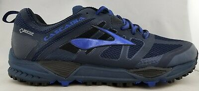 fca0b6243db BROOKS CASCADIA 11 GTX Mens Waterproof Running Shoes Sample Size 9 ...