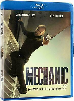The Mechanic (Bilingual) [Blu-ray] New and Factory Sealed!!