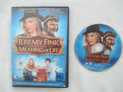 Jeremy fink and the meaning of life 374 picclick jeremy fink and the meaning of life dvd 2012 fandeluxe Gallery