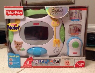 Fisher Price bConnect Digital Soother - New in Opened Box, W9894