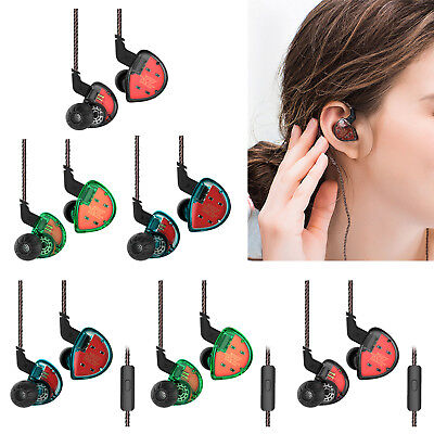 KZ ES4 In Ear Monitors Armature Wireless Earphone Dynamic Hybrid HiFi Headset