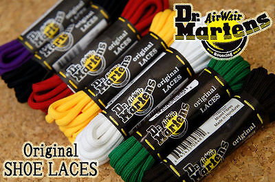 Dr Martens Laces Authentic Replacement Shoelaces - Over 50 designs available Doc
