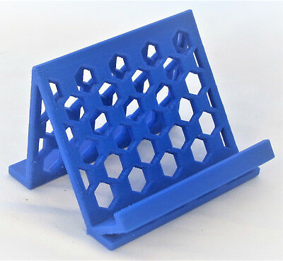 Tilting Inclined Stand Rest 4 Microcentrifuge Tube Rack Phone Business Card Lab