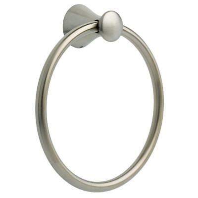 Delta Lahara Towel Ring in Brilliance Stainless  73846-SS