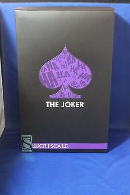 Sideshow Collectibles Exclusive DC Comic Joker 1/6 Scale