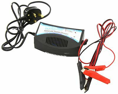 Streetwize Car & Motorcycle Automatic Trickle Battery Charger for Gel / Lead Aci