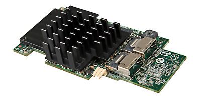 Integrated RAID Module/8PORT/1GB/PCIE2.0/LSI2208/6Gbps (need to order in 5X) (RM