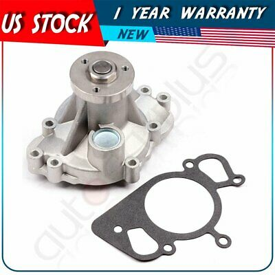 Water Pump for Ford Lincoln Jaguar S-Type XJR XK8 Land Rover Range Rover AW4124