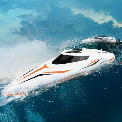 RC Boat 2.4GHz Remote Control High Speed RC Electric Boat Speedboat Model Ship