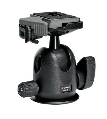 Brand New Manfrotto 496RC2 Ball Head