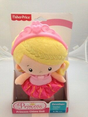 Fisher-Price Princess Doll - Brand new  & Never Opened.