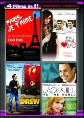 Four Movies in One: Romantic Comedy