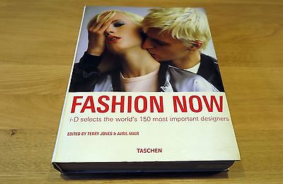 FASHION NOW - ID selects the world´s 150 most important designers / FASHION MODE