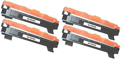 4 Toner Compatibili Brother TN1050 HL1110 MFC1810 MFC1910 DCP1510 1512 DCP1515