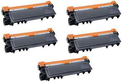 5 Toner Compatibili Brother TN2320 MFC-L2700DW MFC-L2740DW MFC-L2720DW
